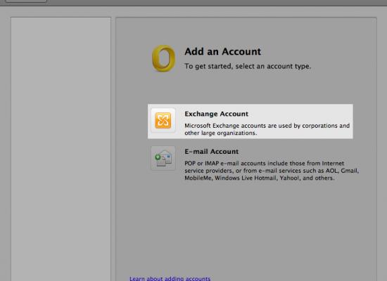 Exchange 2007 et Outlook Mac : augmenter la taille des pièces jointes