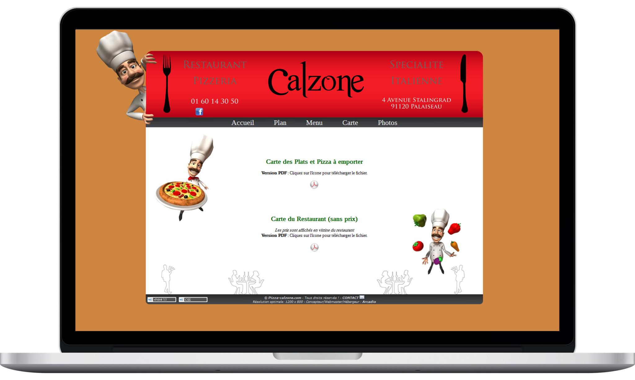 Restaurant Calzone de Palaiseau
